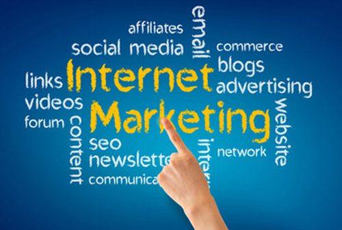 internet marketing graphic